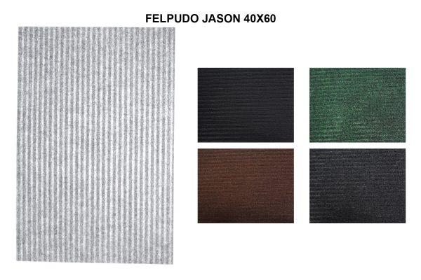 FELPUDO JASON 40X60