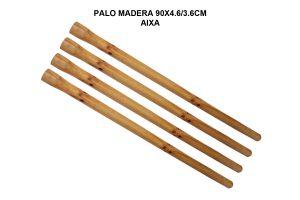 PALO MADERA 90X4.6/3.6CM AIXA