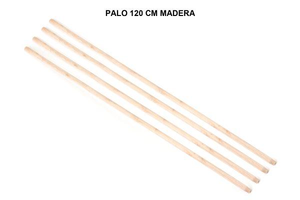 PALO 120 CM MADERA