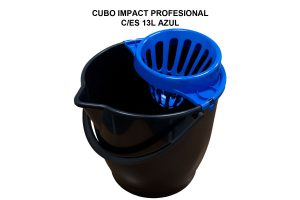 CUBO 13L IMPACT PROFESIONAL C/ESC. AZUL