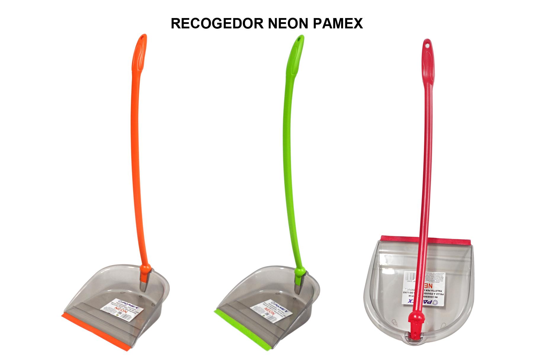 RECOGEDOR NEON PAMEX