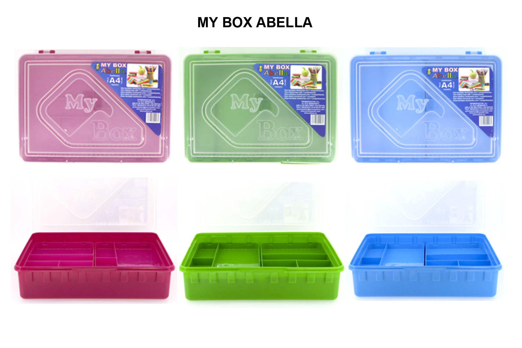 MY BOX ABELLA