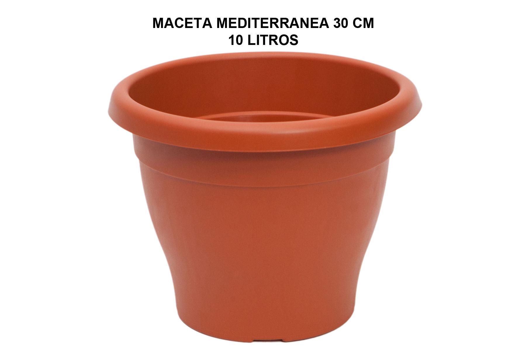 MACETA MEDITERRANEA 30 CM P