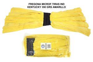 FREGONA MICROF.TIRAS IND KENTUCKY 350 GRS AMARILLO