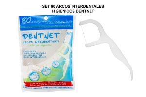 SET 80 ARCOS INTERDENTALES HIGIENICOS DENTNET