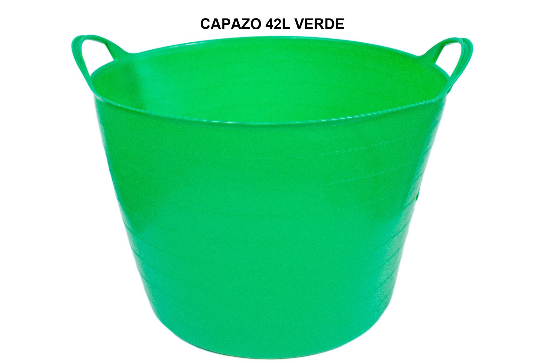CAPAZO 42L VERDE