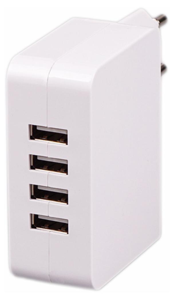 ADAPTADOR 4 PUERTOS USB