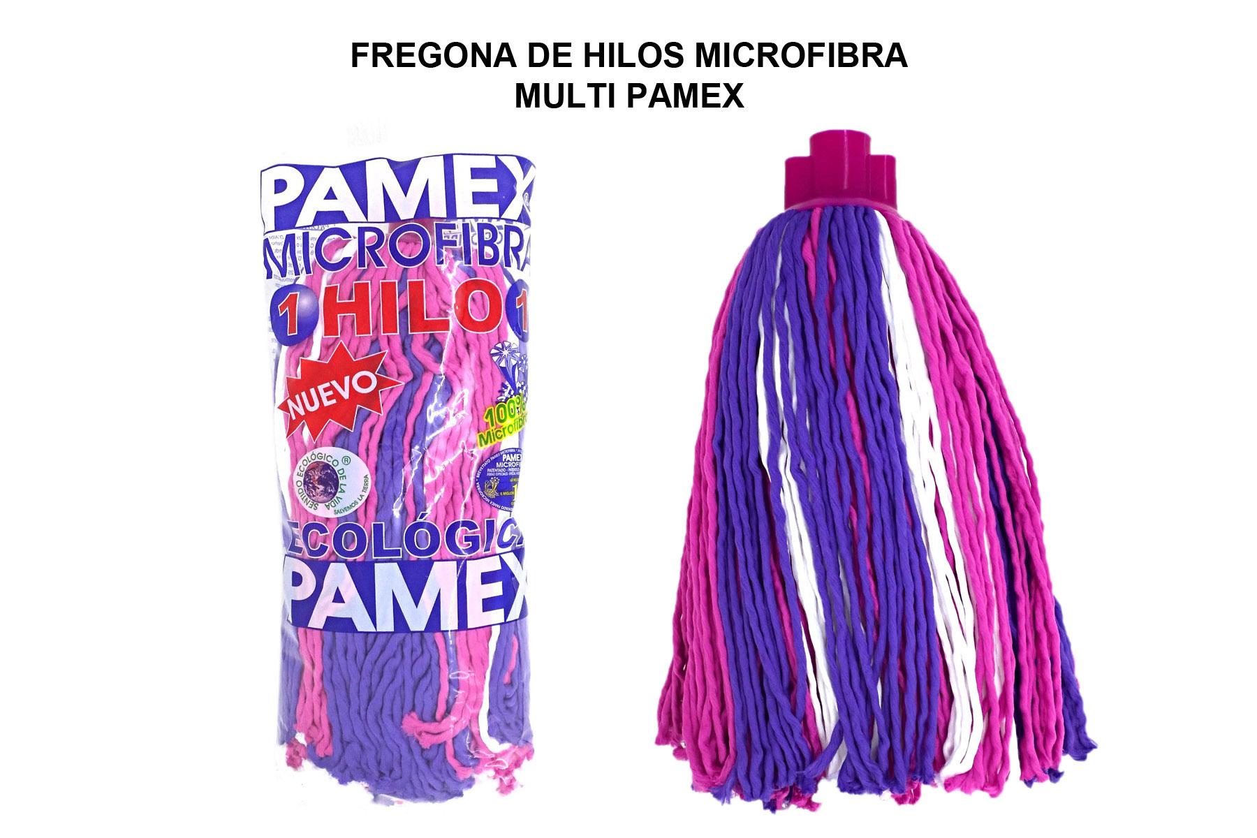 FREGONA DE HILOS MICROFIBRA MULTI PAMEX