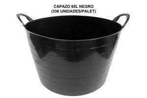 CAPAZO 65L NEGRO