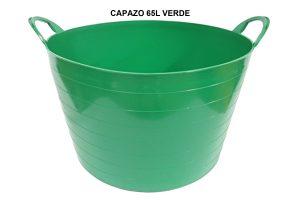 CAPAZO 65L VERDE