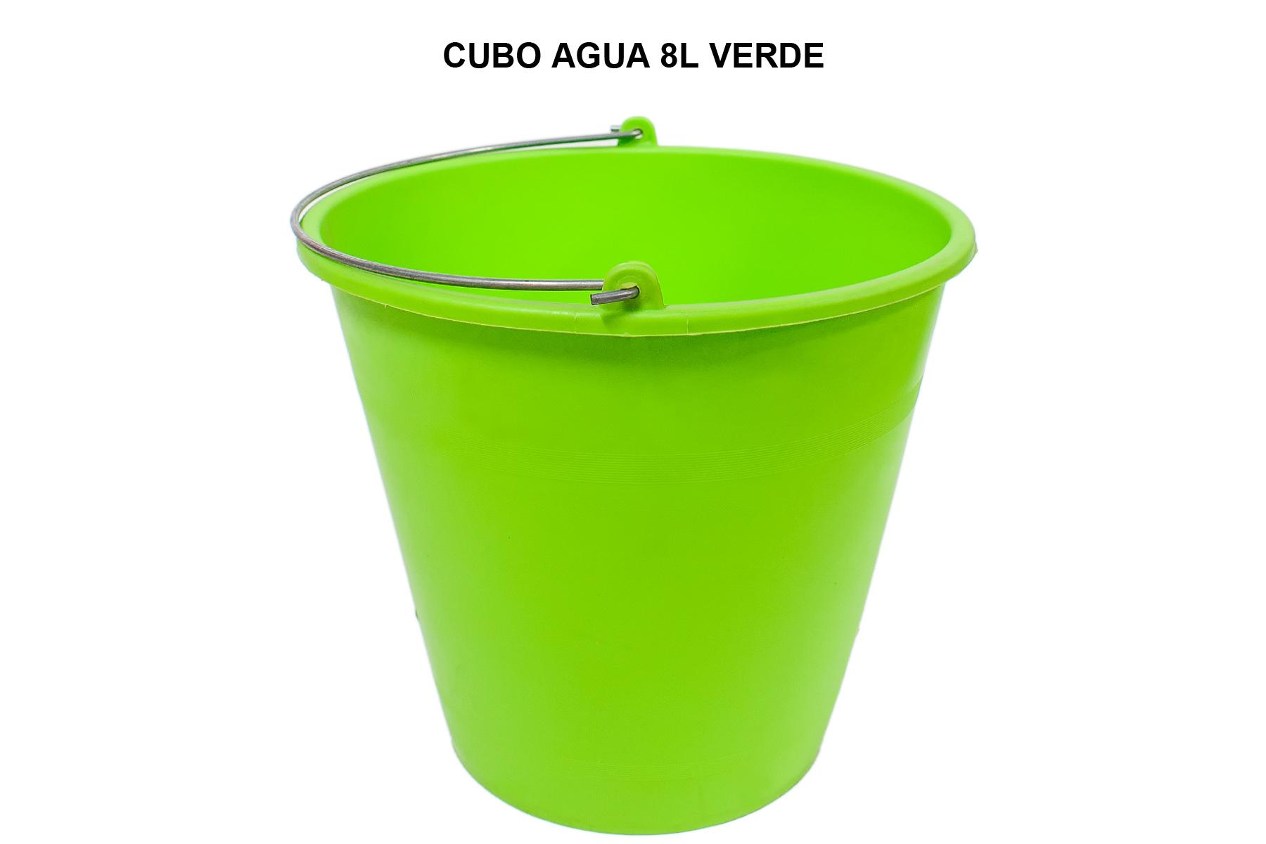 CUBO 8L VERDE
