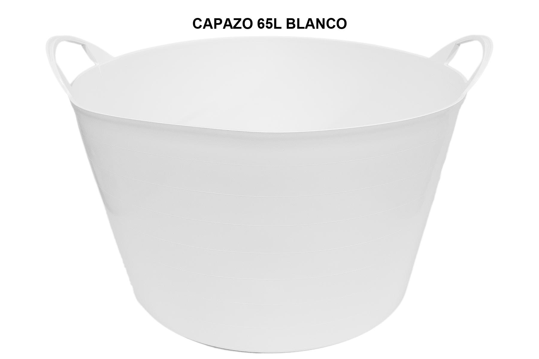 CAPAZO 65L BLANCO