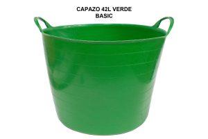 CAPAZO 42L VERDE BASIC