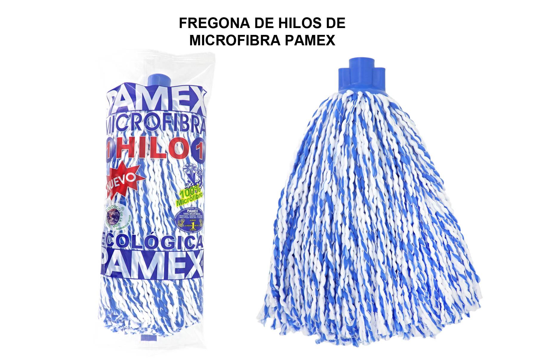 FREGONA DE HILOS DE MICROFIBRA PAMEX