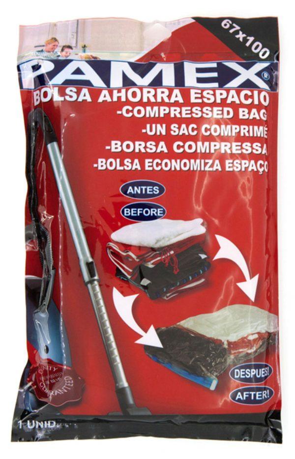 BOLSA AHORRA ESPACIO 67X100