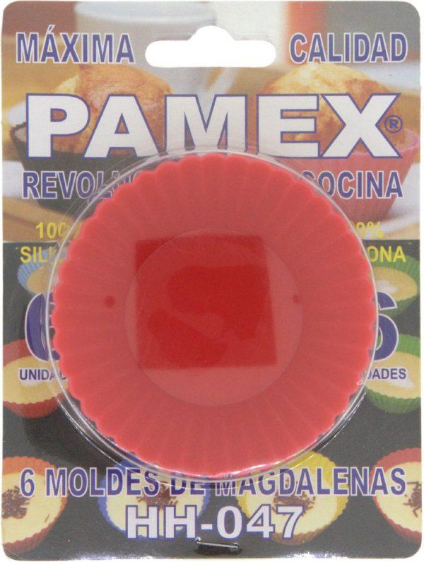 MOLDE SILICONA PAMEX HH047