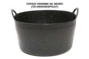 CAPAZO 30L NEGRO