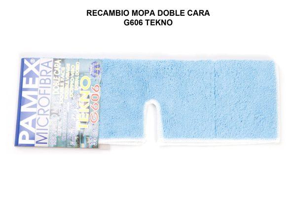 RECAMBIO MOPA DOBLE CARA G606 TEKNO