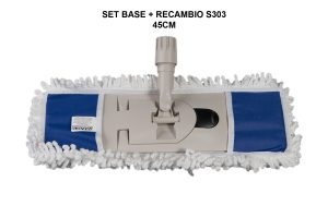SET BASE + RECAMBIO S303 45CM