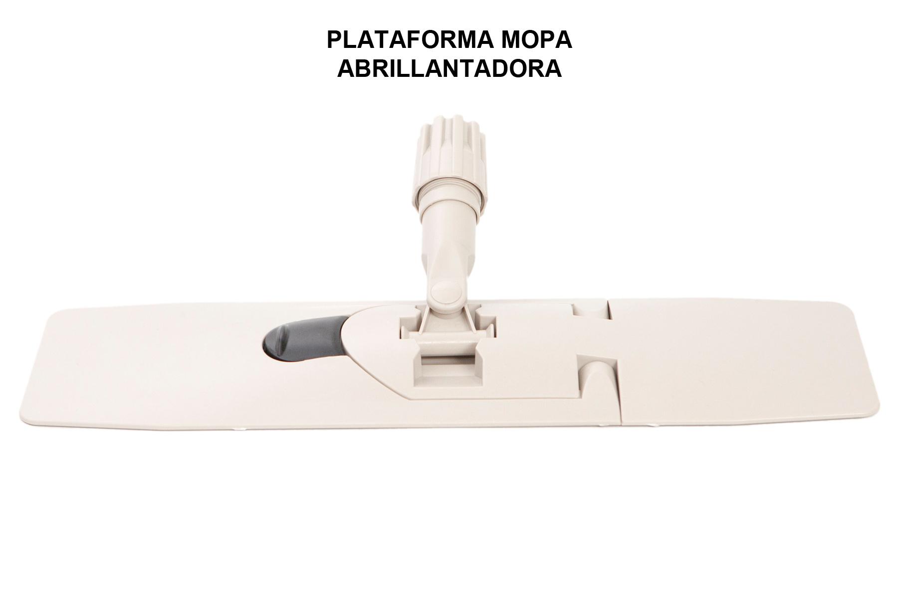 PLATAFORMA MOPA ABRILLANTADORA
