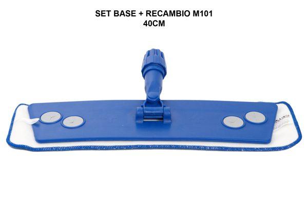 SET BASE + RECAMBIO M101 40CM