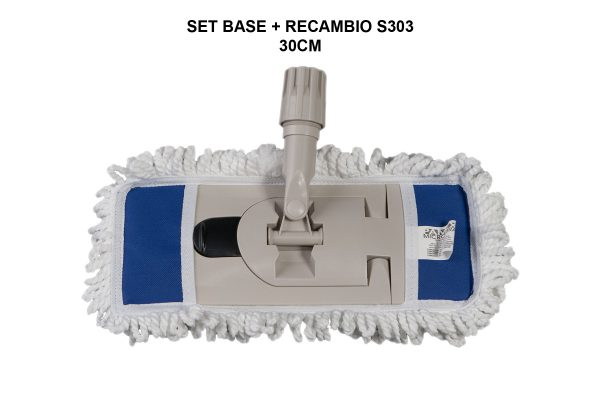 SET BASE + RECAMBIO S303 30CM