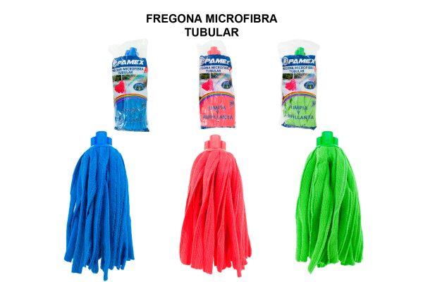 FREGONA MICROFIBRA TUBULAR