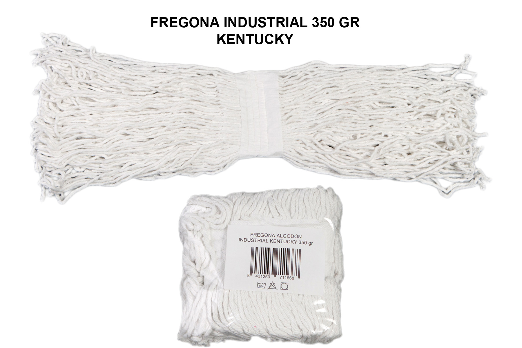 FREGONA INDUSTRIAL 350 GR KENTUCKY