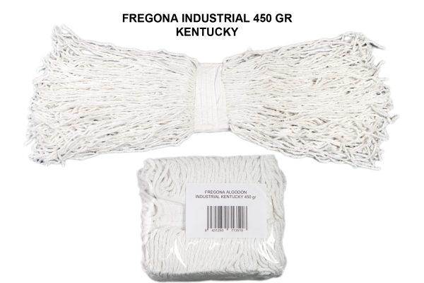 FREGONA INDUSTRIAL 450 GR KENTUCKY