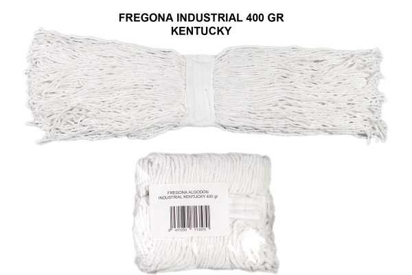 FREGONA INDUSTRIAL 400 GR KENTUCKY