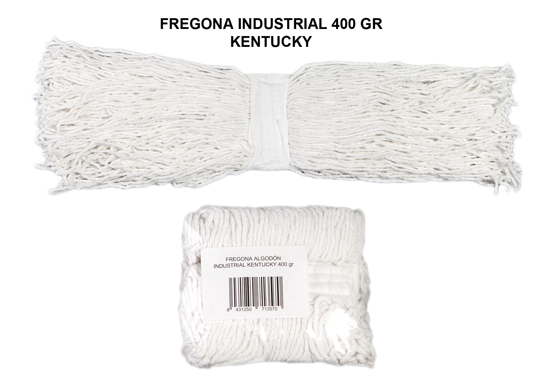 FREGONA INDUSTRIAL 400 GR KENTUCKY