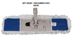 SET BASE + RECAMBIO S303 60CM