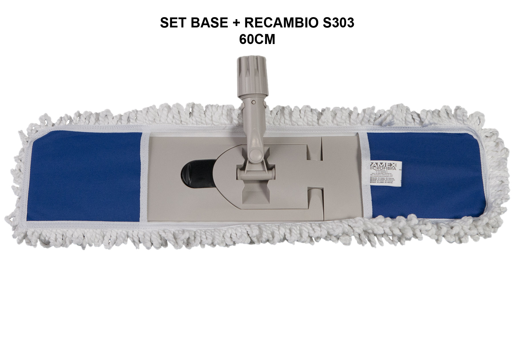 SET BASE + RECAMBIO S303 60CM