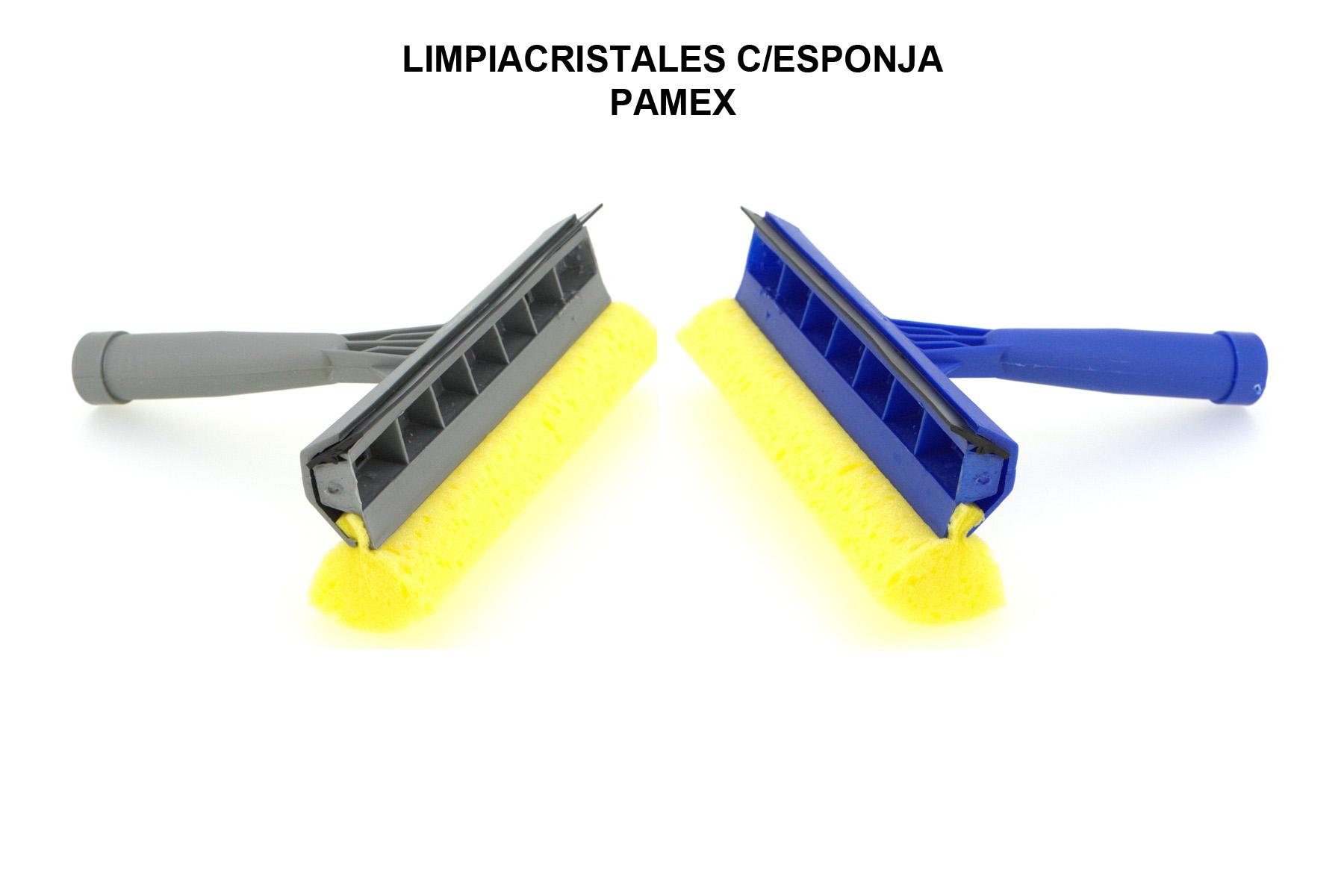 LIMPIACRISTALES C/ESPONJA PAMEX