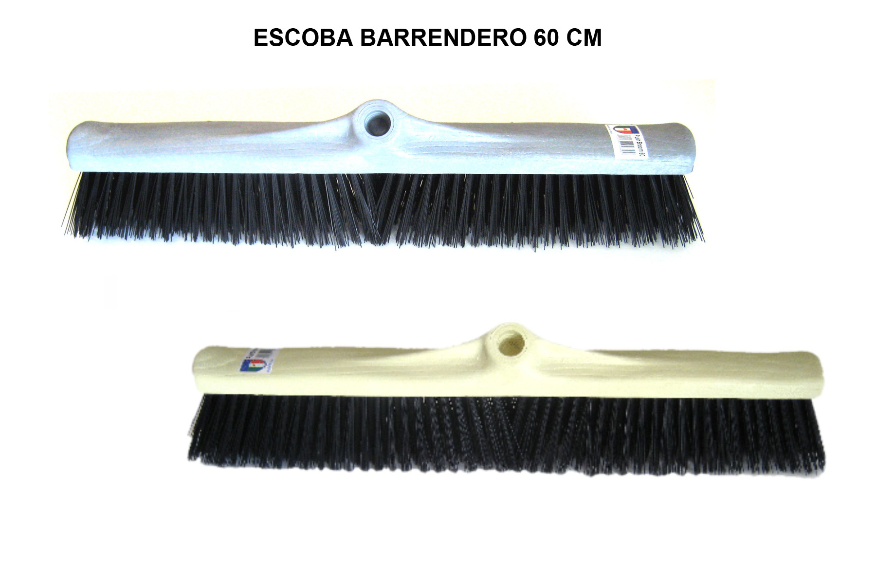 ESCOBA BARRENDERO 60 CM