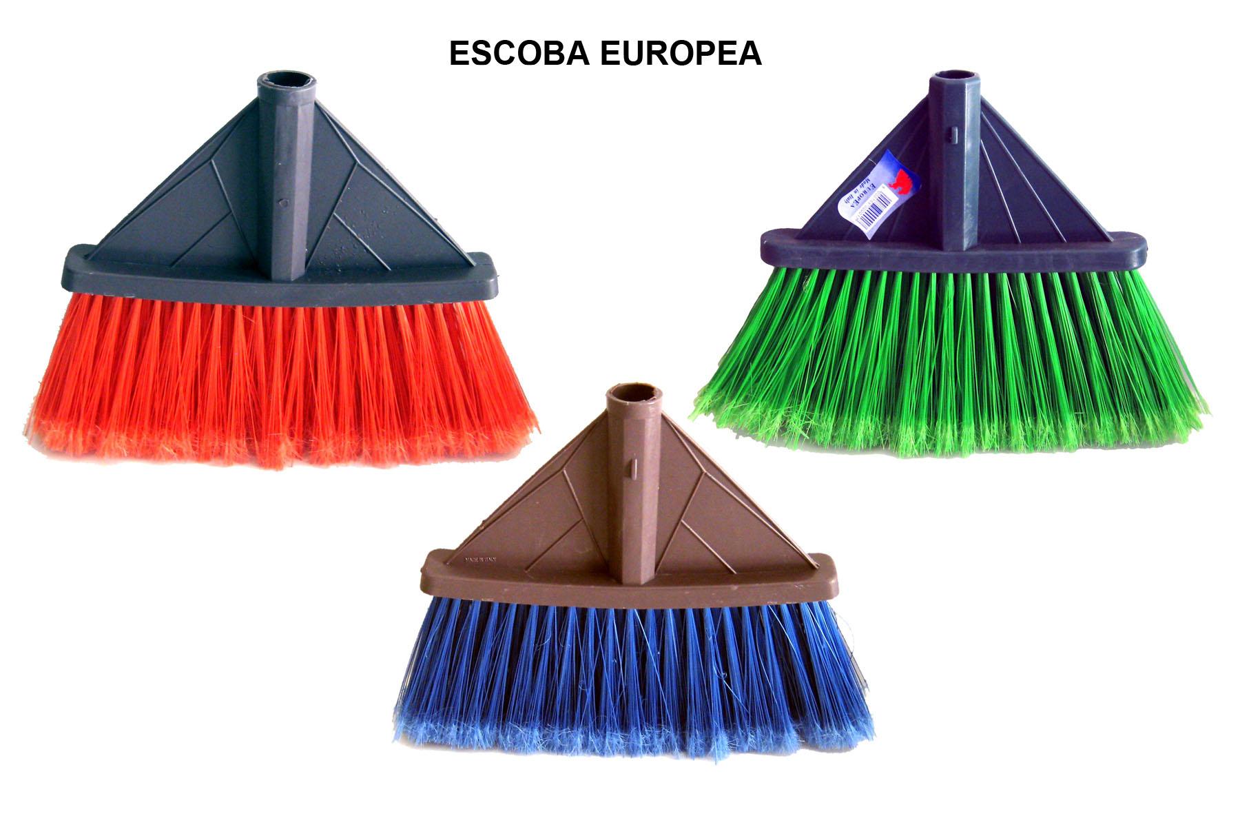 ESCOBA EUROPEA