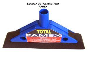 ESCOBA DE POLIURETANO PAMEX