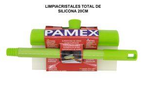 LIMPIACRISTALES TOTAL DE SILICONA 20CM
