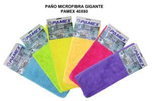 PAÑO MICROFIBRA GIGANTE PAMEX 40X60