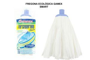 FREGONA ECOLOGICA GAMEX SMART