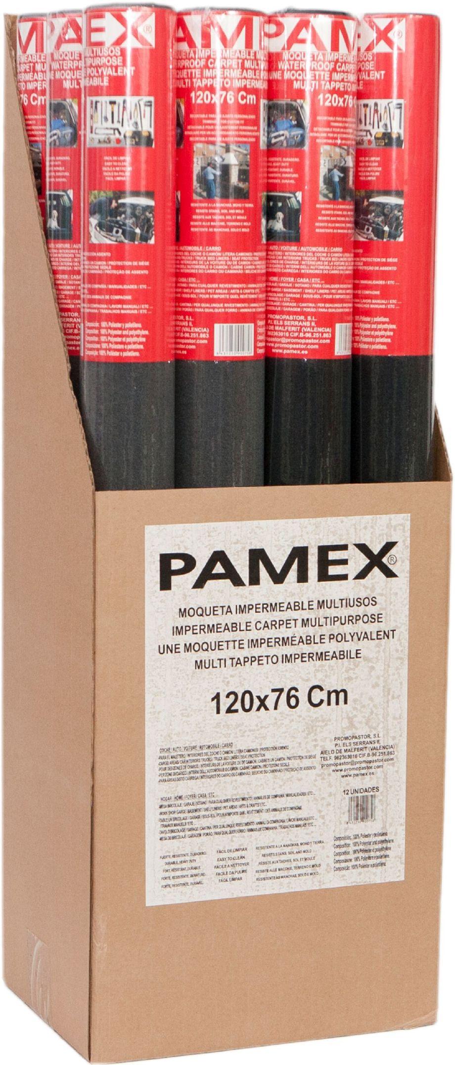 MOQUETA IMPERMEABLE 120 X 76 PAMEX