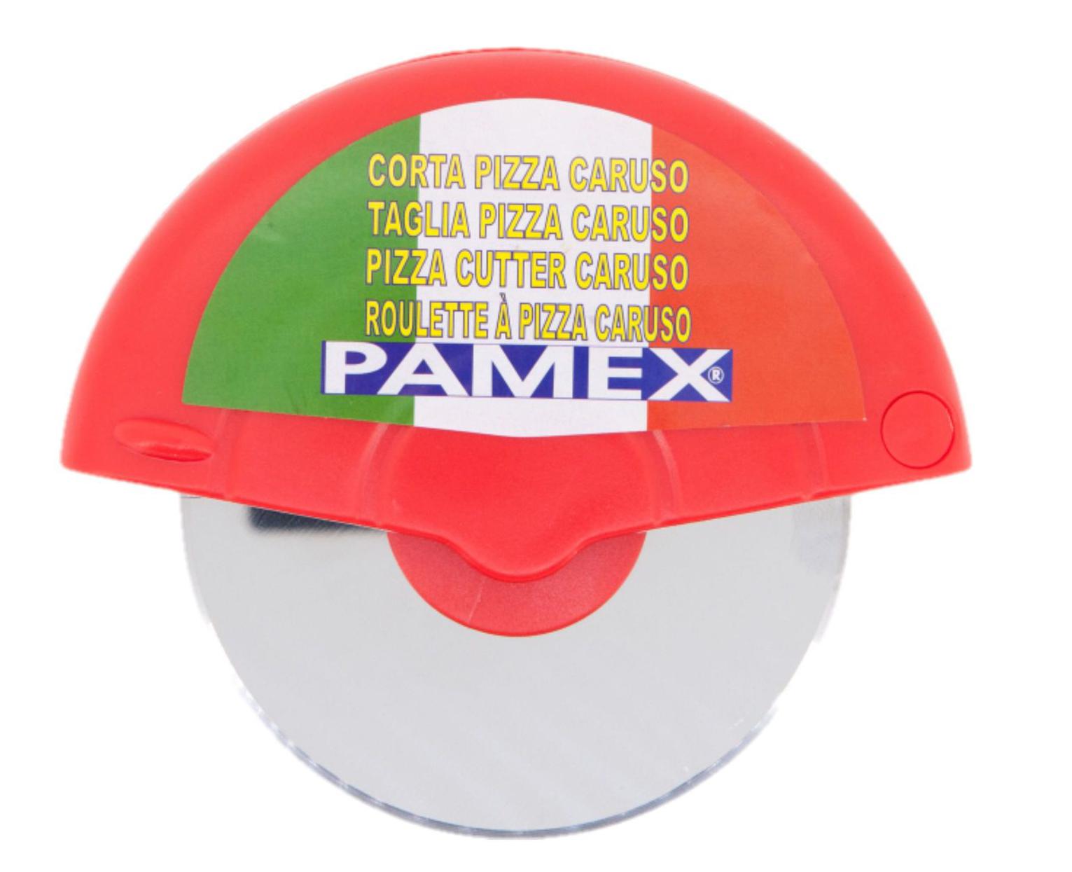 CORTA PIZZA CARUSO PAMEX LOTE C-2