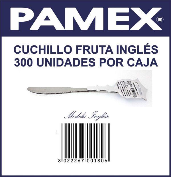 CUCHILLO FRUTA INGLES .