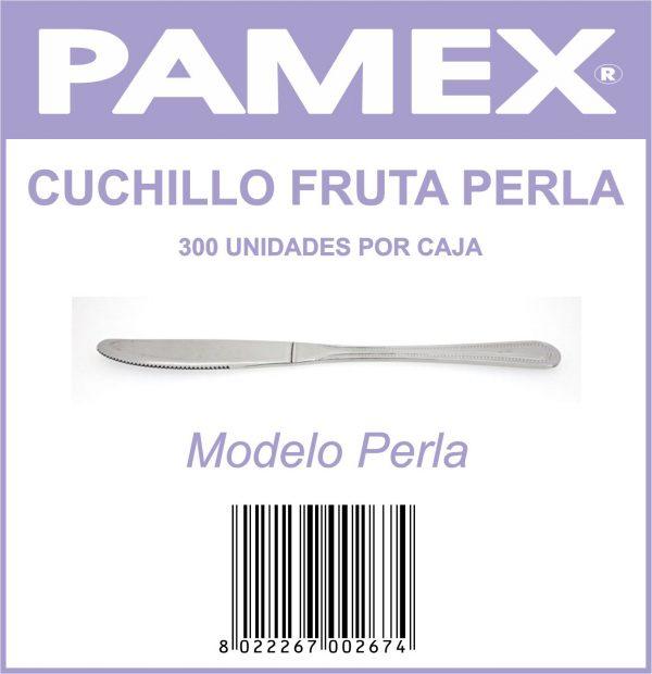 CUCHILLO FRUTA PERLA .