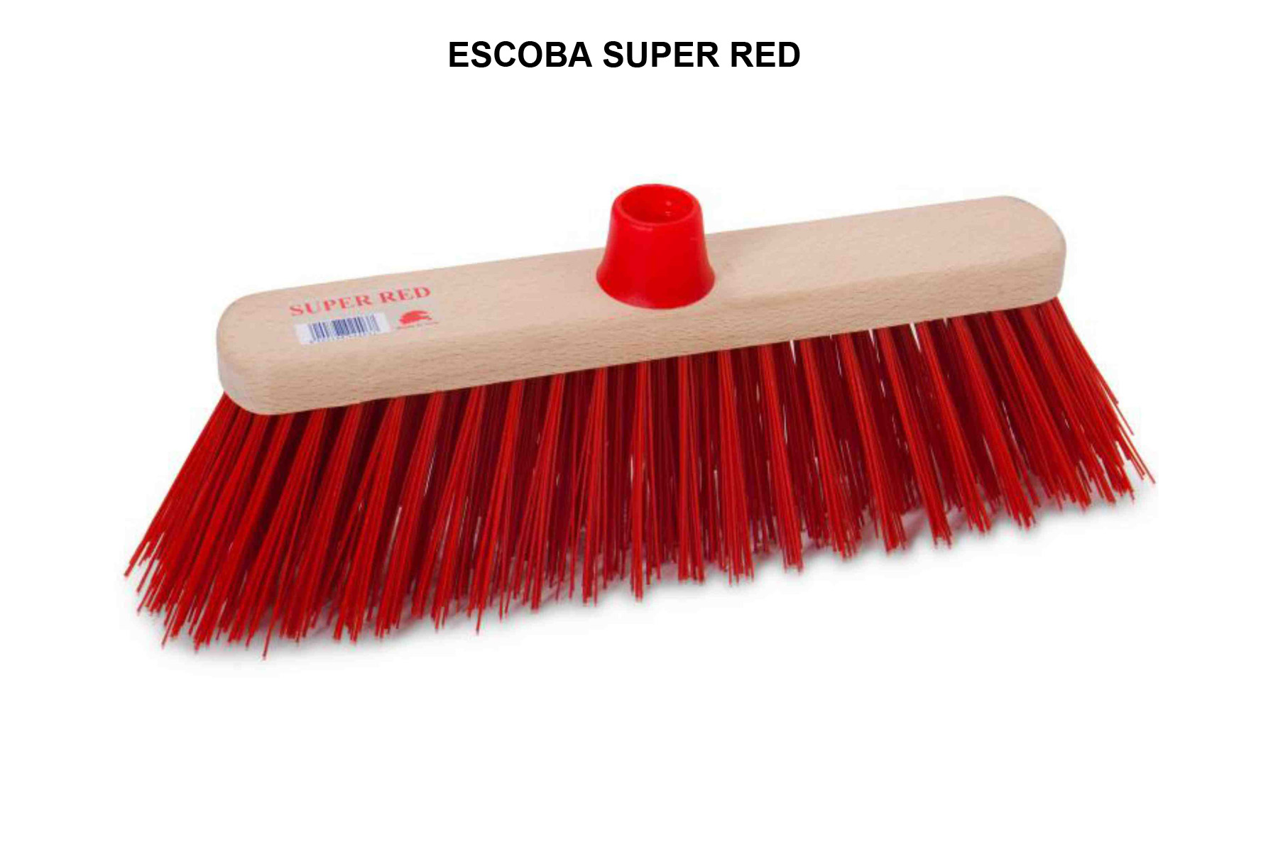 ESCOBA SUPER RED
