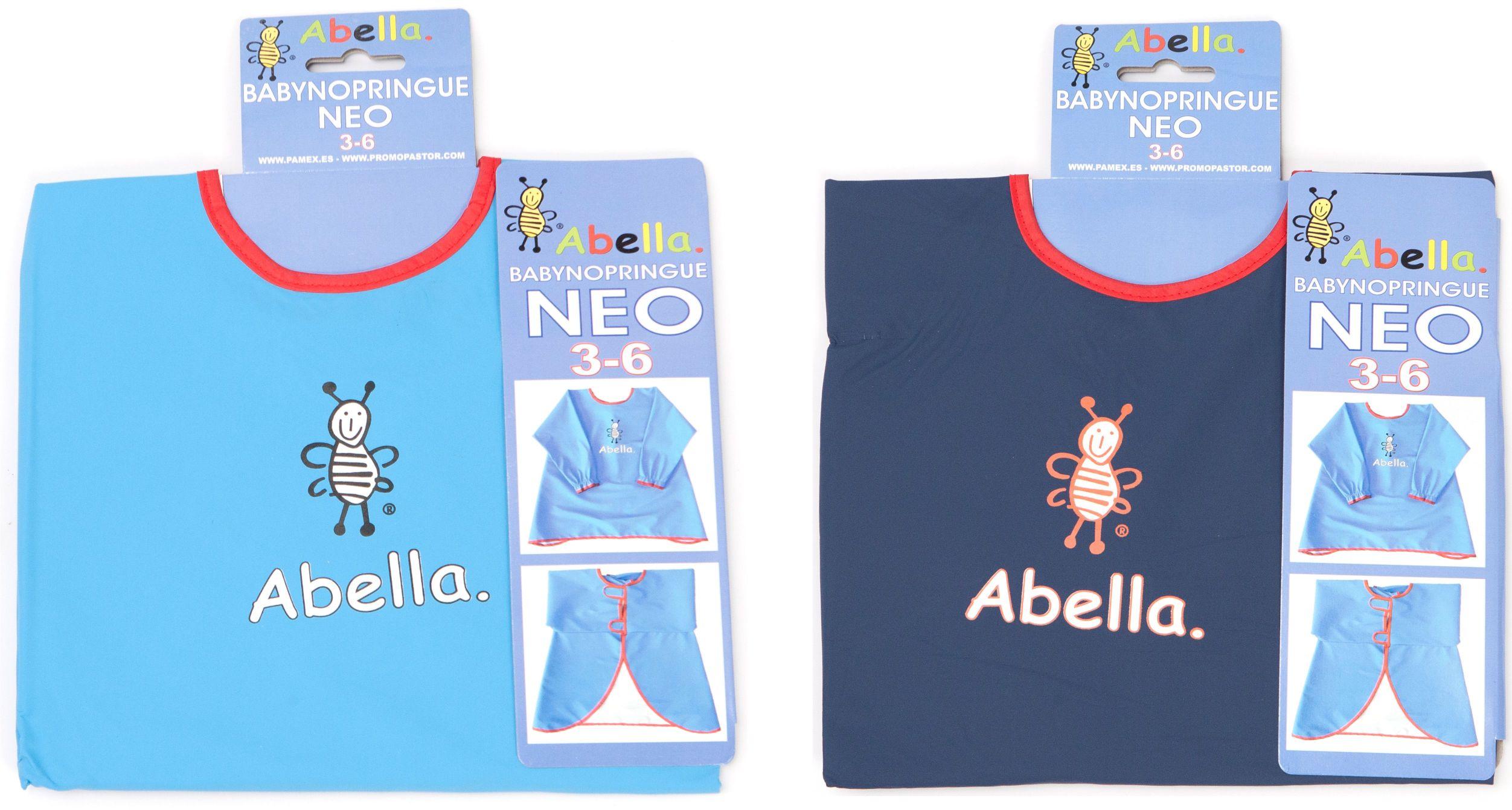 BABYNOPRINGUE IMPERMEABLE NEO ABELLA 3-6