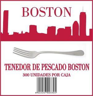 TENEDOR DE PESCADO BOSTON .
