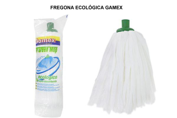 FREGONA ECOLOGICA GAMEX