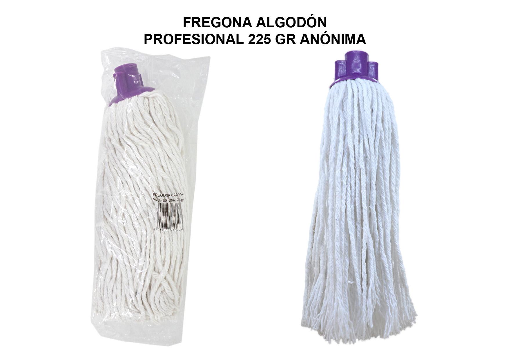 FREGONA ALGODON PROFESIONAL 225 GR ANONIMA