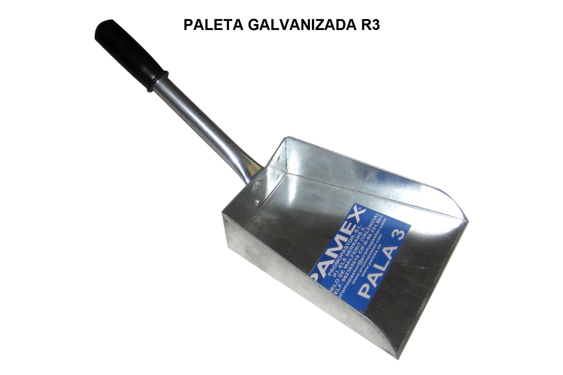 PALETA GALVANIZADA R3